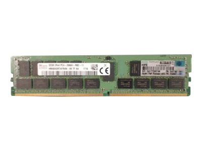HPE - DDR4 - 32 GB - DIMM 288-PIN - 2666 MHz / PC4-21300 - 1.2 V