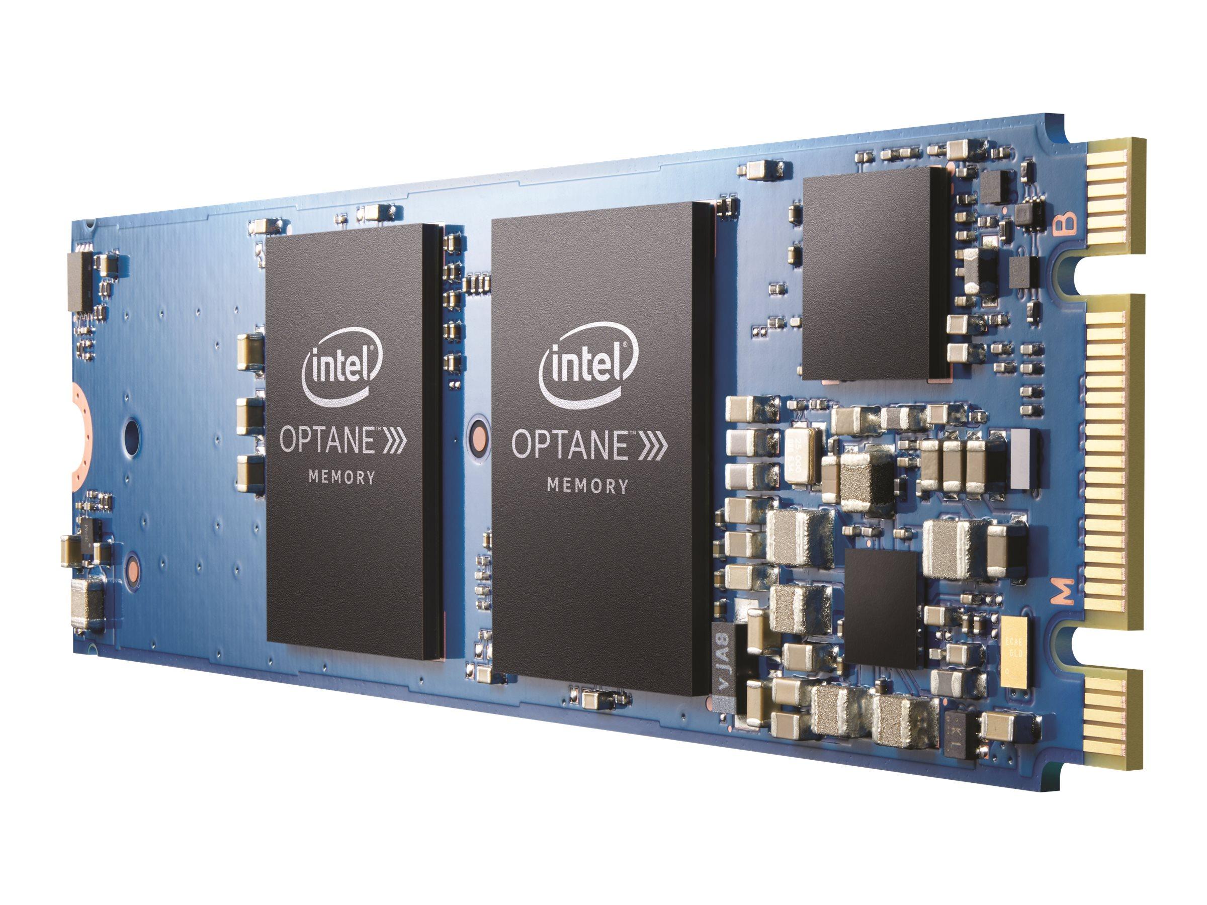 Intel Optane Memory Series - Solid-State-Disk - 32 GB - intern - M.2 2280 - PCI Express 3.0 x2 (NVMe)