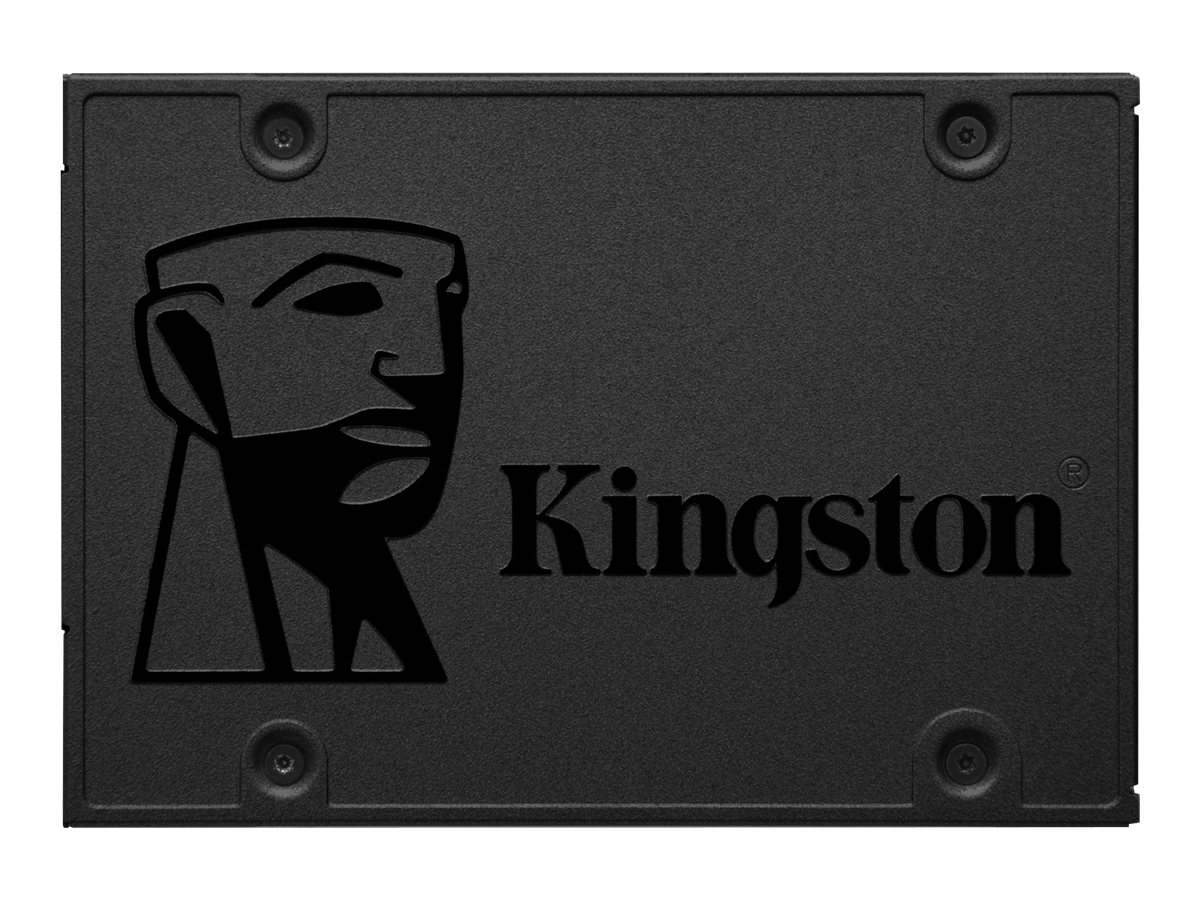 Kingston A400 - Solid-State-Disk - 1.92 TB - intern - 2.5