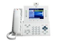 Cisco Unified IP Phone 9951 Standard - IP-Videotelefon - SIP - mehrere Leitungen - Arctic White
