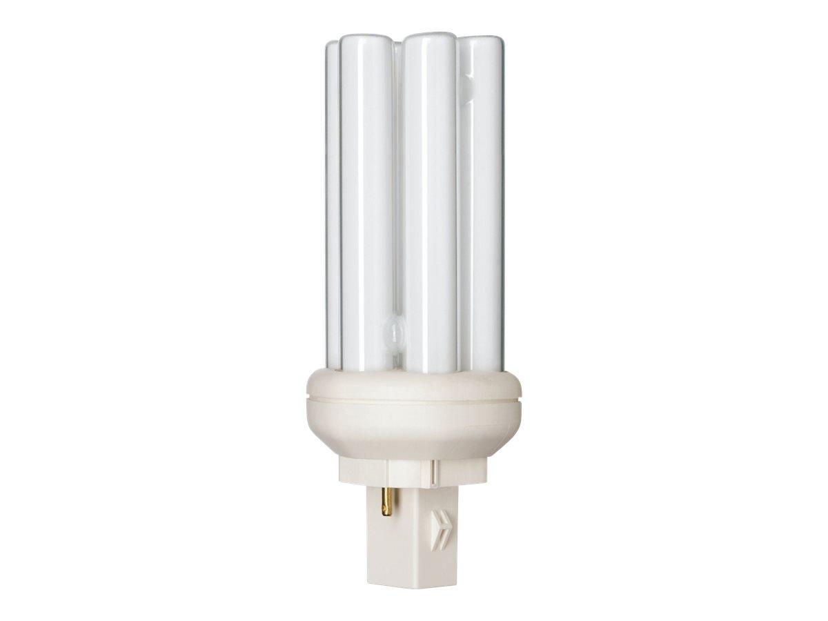 Philips MASTER PL-T - Nicht integrierte kompakte fluoreszierende Glühlampe - Form: Triple Biax - GX24d-2 - 18 W - Klasse B