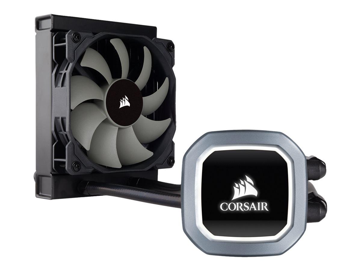 CORSAIR Hydro Series H60 High Performance Liquid CPU Cooler - Prozessor-Flüssigkeitskühlsystem - (für: LGA1156, AM2, LGA1366, AM