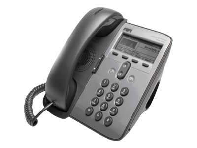 Cisco Unified IP Phone 7906G - VoIP-Telefon - SCCP, SIP