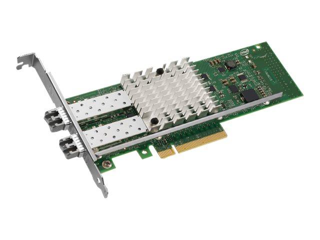 Intel Ethernet Converged Network Adapter X520-SR2 - Netzwerkadapter - PCIe 2.0 x8 Low-Profile - 10GBase-SR x 2