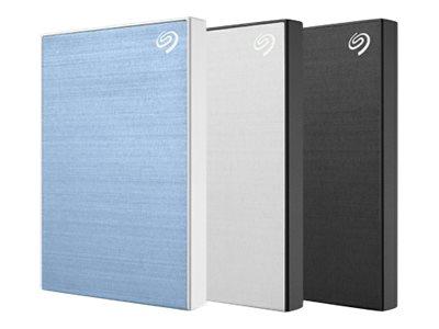Seagate Backup Plus STHP5000400 - Festplatte - 5 TB - extern (tragbar) - USB 3.0 - Schwarz