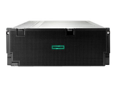 HPE Disk Enclosure D8000 with Single I/O Module - Speichergehäuse - 106 Schächte (SAS-3) - HDD x 0 - Rack - einbaufähig
