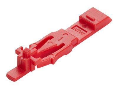 Black Box GigaTrue 3 Locking Pins - Druck-Sperrstift - Rot (Packung mit 25)
