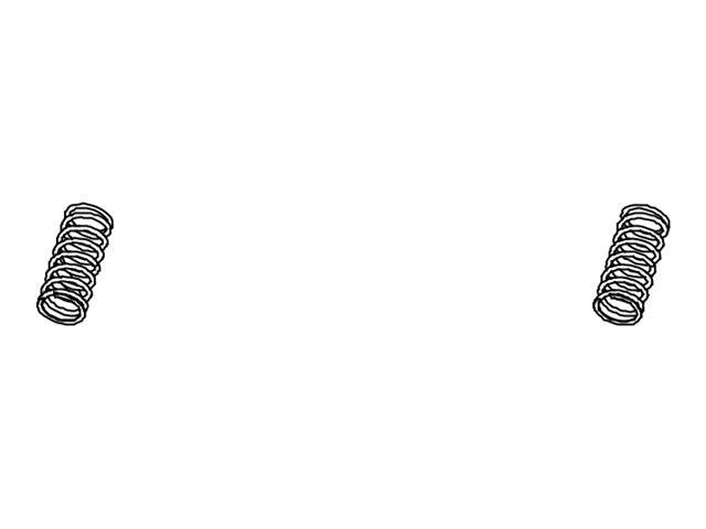 Datamax-O'Neil - Feder für Druckkopfausrichtung