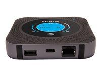 NETGEAR Nighthawk M1 Mobile Router - Mobiler Hotspot - 4G LTE Advanced - 1 Gbps - GigE, 802.11ac