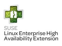 SUSE Linux Enterprise High Availability Extension x86 and X86-64 - Übernommenes Abonnement (1 Jahr) - 1-2 Buchsen mit übernommen
