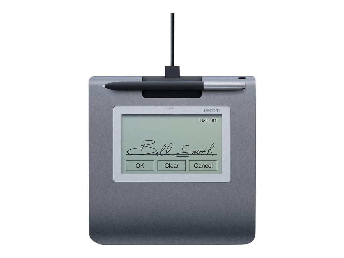 Wacom STU-430 - Signature Set - Unterschriften-Terminal mit LCD Anzeige - 9.6 x 6 cm - elektromagnetisch - kabelgebunden