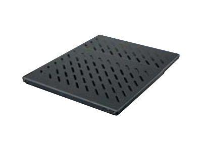 Rittal - Rack - Regal - RAL 9005 - 0.5U - 48.3 cm (19