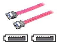 Roline - SATA-Kabel - Serial ATA 150/300 - SATA (W) bis SATA (W) - 50 cm - eingerastet