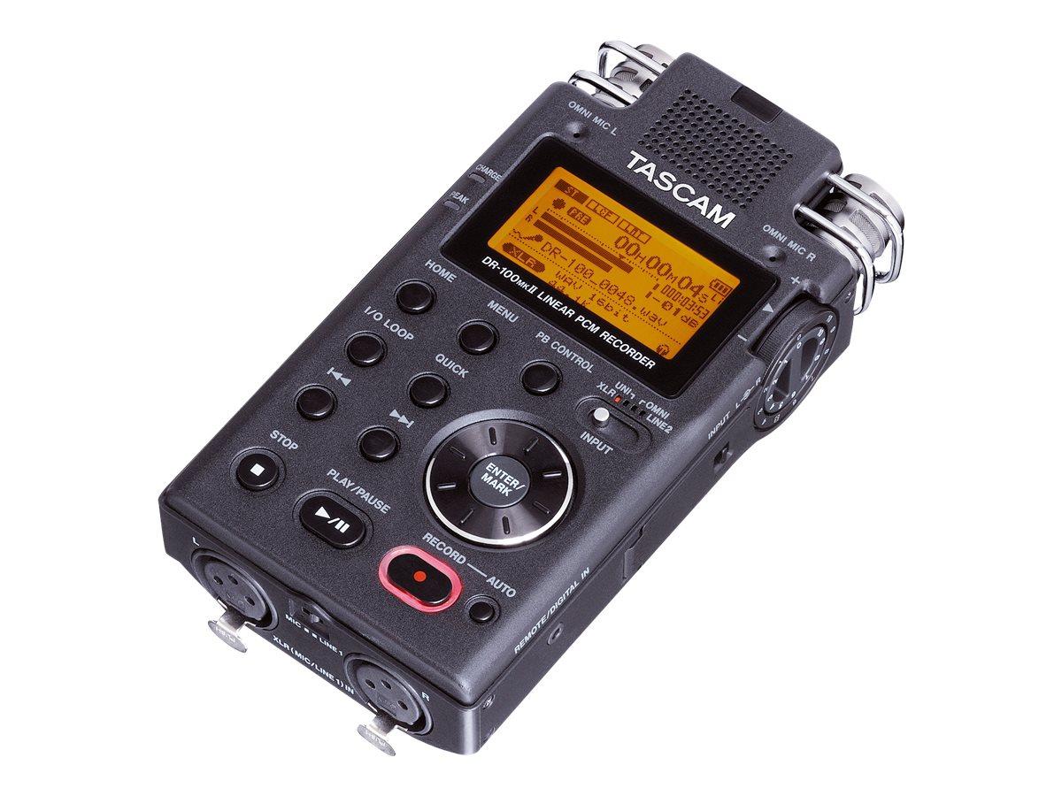 Tascam DR-100mkIII - Voicerecorder