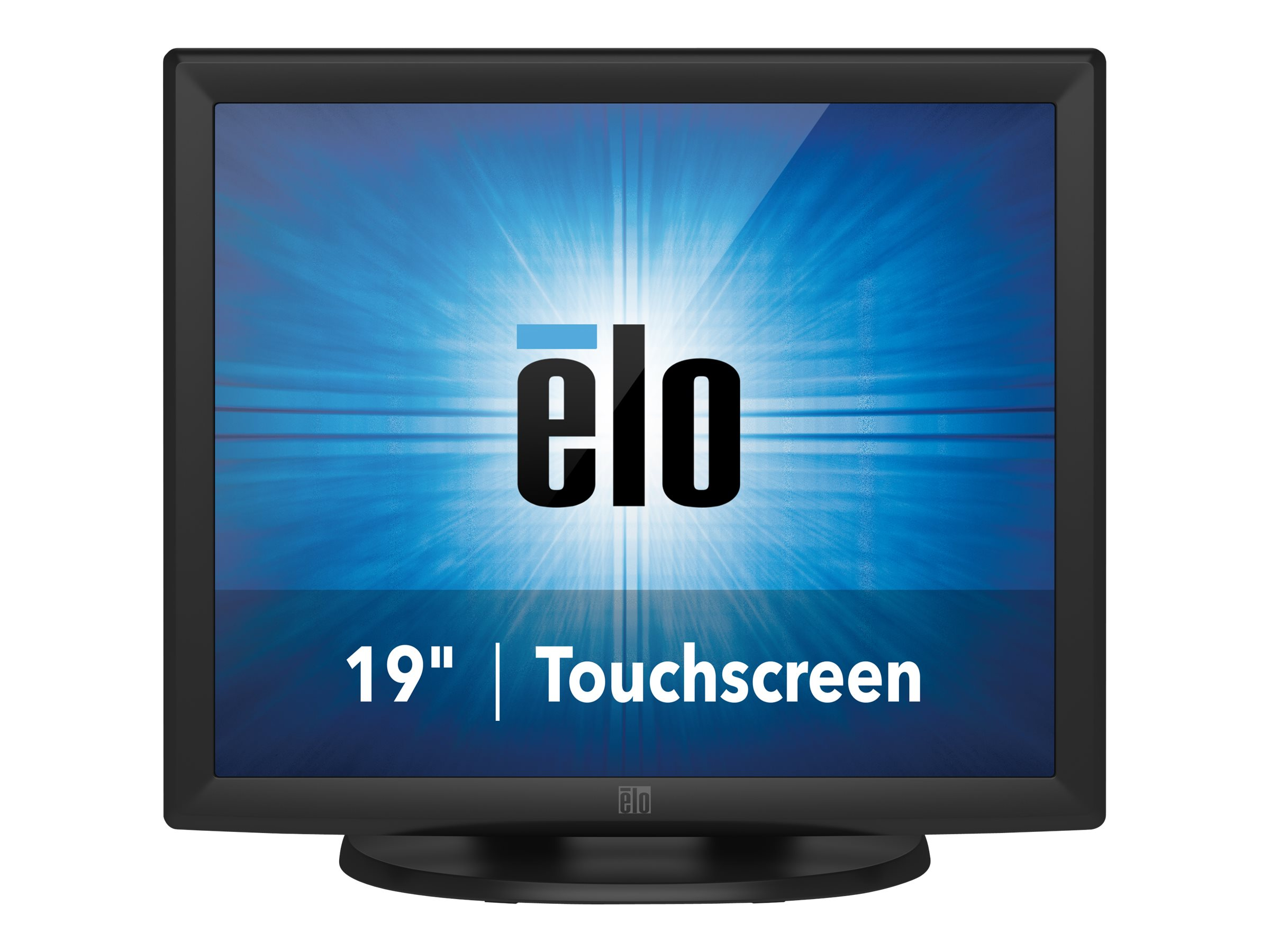 Elo 1915L IntelliTouch - LED-Monitor - 48.3 cm (19