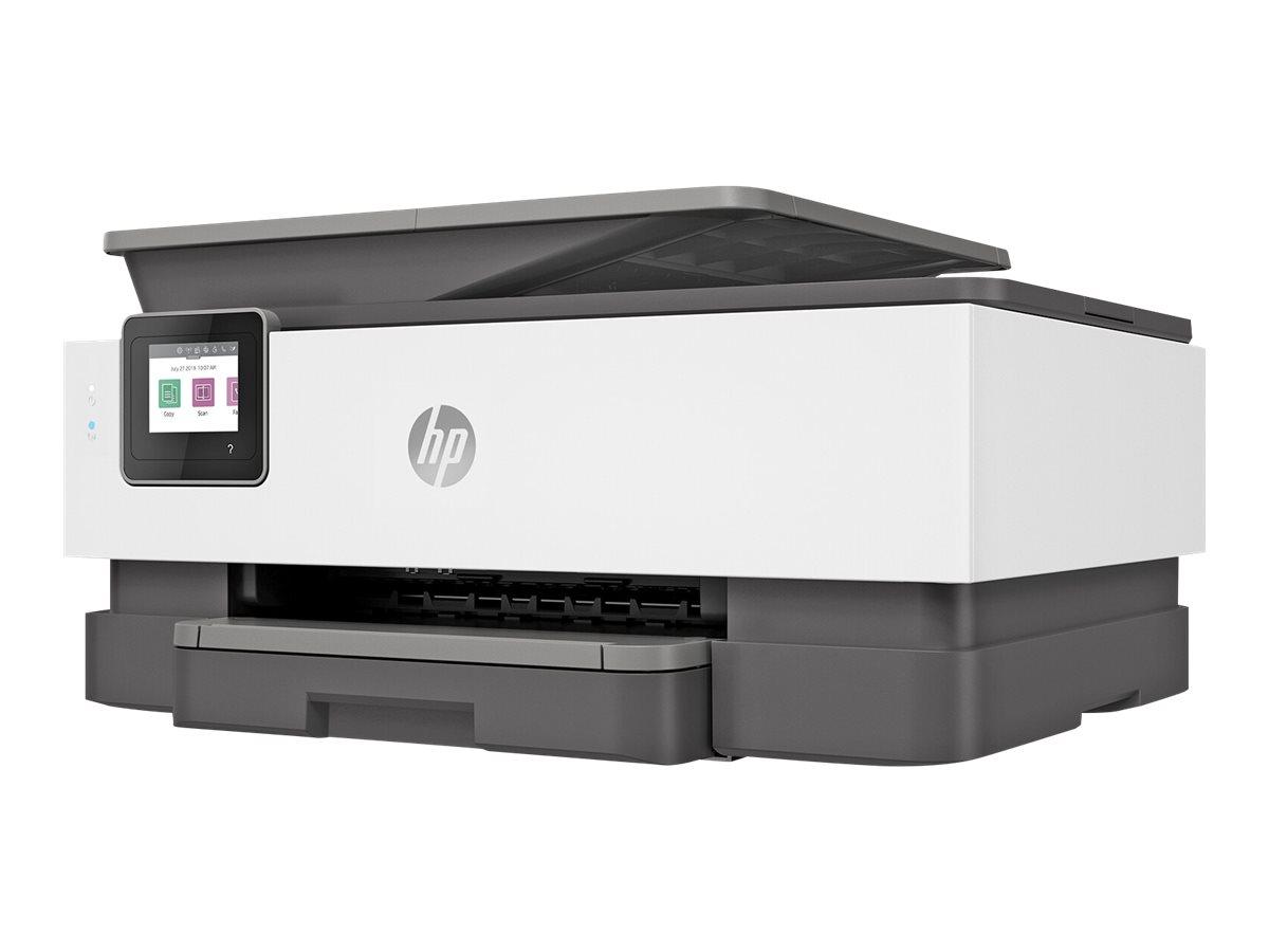 HP Officejet Pro 8022 All-in-One - Multifunktionsdrucker - Farbe - Tintenstrahl - 216 x 297 mm (Original) - A4/Legal (Medien)