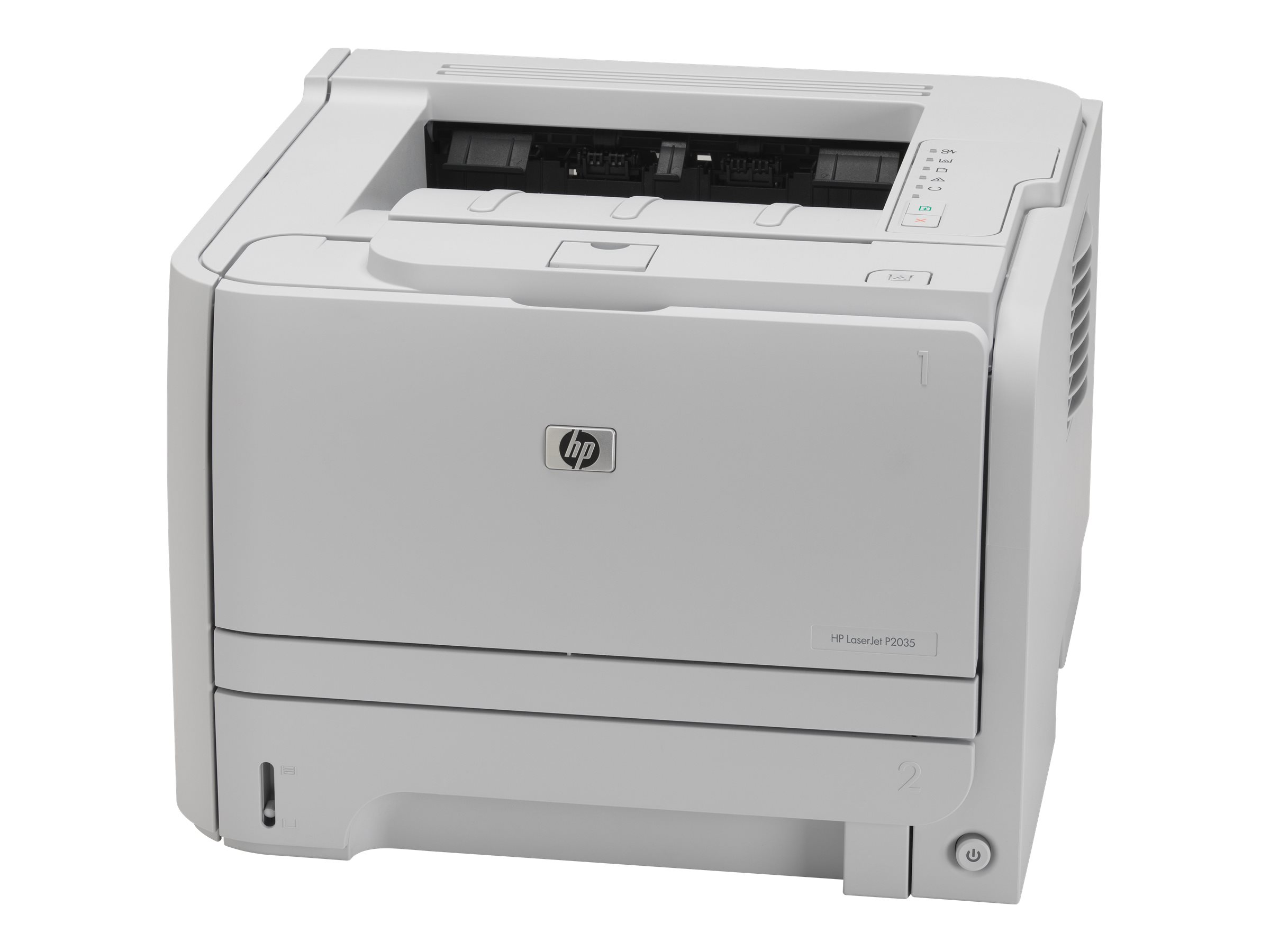 HP LaserJet P2035 - Drucker - monochrom - Laser - Legal - 1200 dpi