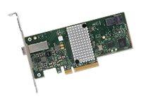 LSI SAS 9300-4i4e SGL - Speicher-Controller - 8 Sender/Kanal - SATA 6Gb/s / SAS 12Gb/s Low-Profile - PCIe 3.0 x8