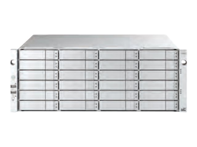 Promise VTrak D5800fxD - NAS-Server - 28 Schächte - 144 TB - Rack - einbaufähig