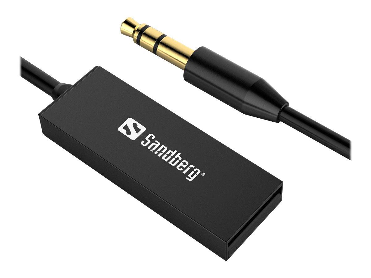 Sandberg Bluetooth Audio Link - Kabelloser Bluetooth-Audioempfänger