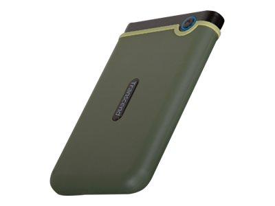 Transcend StoreJet 25M3 - Festplatte - 2 TB - extern (tragbar) - 2,5