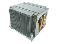 Supermicro SNK-P0038P - Prozessorkühler - (für: LGA1366) - 2U