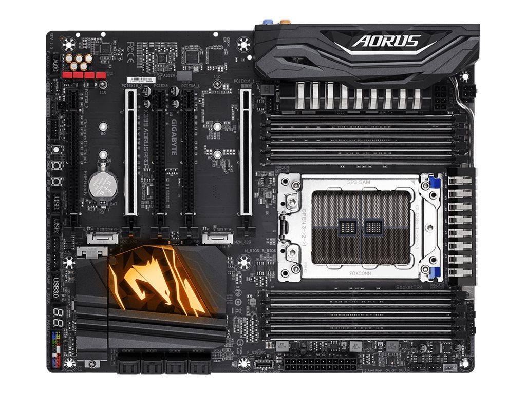 Gigabyte X399 AORUS PRO - 1.0 - Motherboard - ATX - Socket TR4 - AMD X399