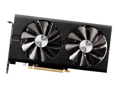 Sapphire Pulse Radeon RX 570 Optimized - Grafikkarten - Radeon RX 570 - 8 GB GDDR5 - PCIe 3.0 x16 - 2 x HDMI, 2 x DisplayPort