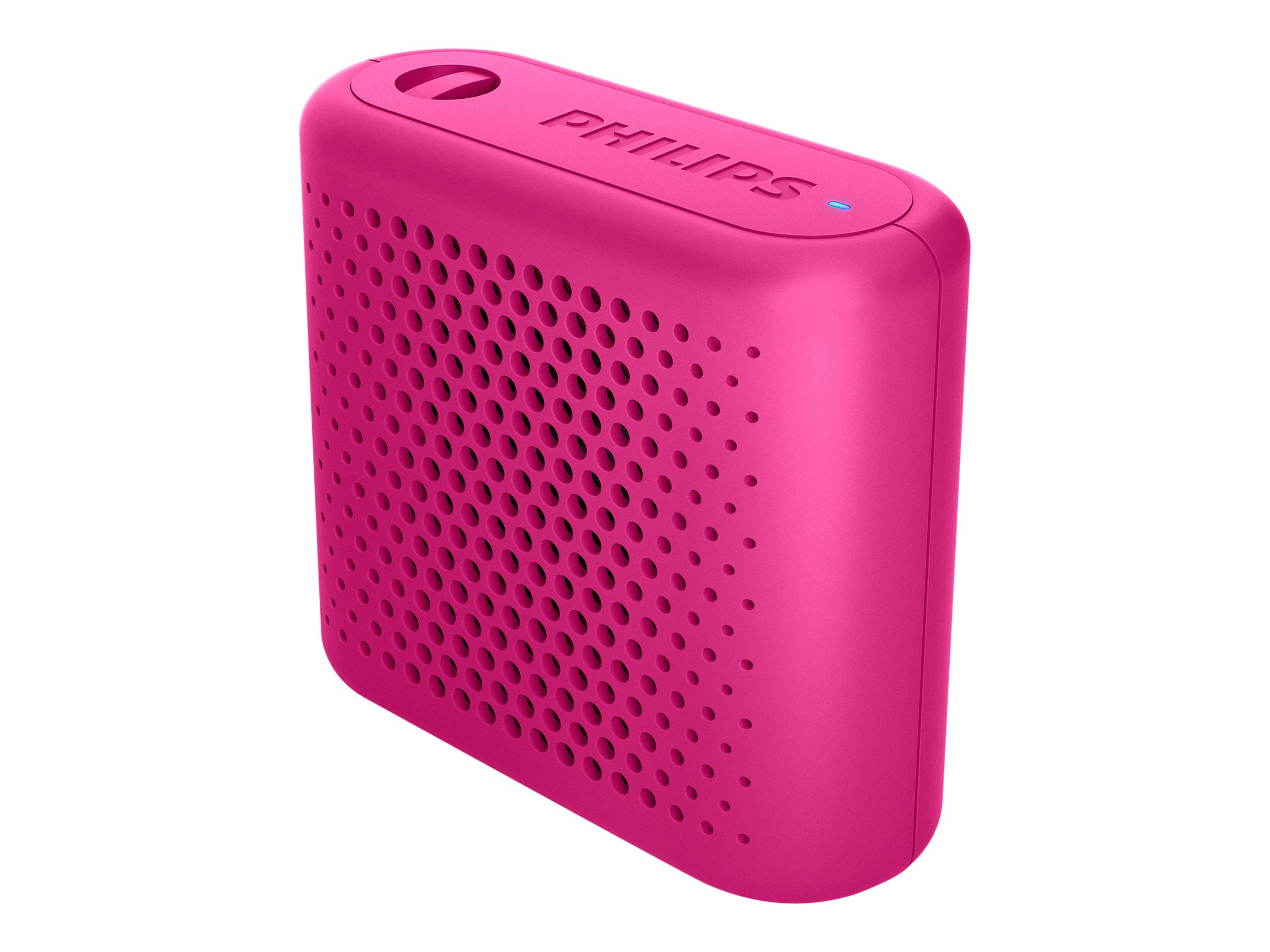 Philips BT55P - Lautsprecher - tragbar - kabellos - Bluetooth - 2 Watt