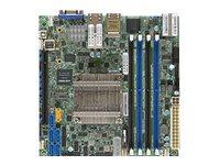 SUPERMICRO X10SDV-6C-TLN4F - Motherboard - Mini-ITX - Intel Xeon D-1528 - USB 3.0 - 2 x 10 Gigabit LAN, 2 x Gigabit LAN