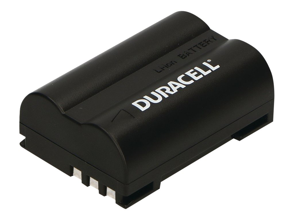 Duracell - Kamerabatterie - Li-Ion - 1400 mAh - für Olympus E-3, E-30, E-310, E-510, E-520; CAMEDIA C-5060, C-7070; EVOLT E-330,