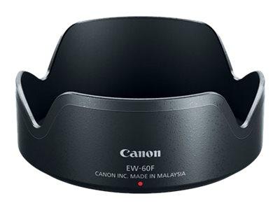 Canon EW-60F - Gegenlichtblende - für P/N: 1375C002, 1375C005, 1375C005AA, 1376C002, 1376C005, 1376C005AA