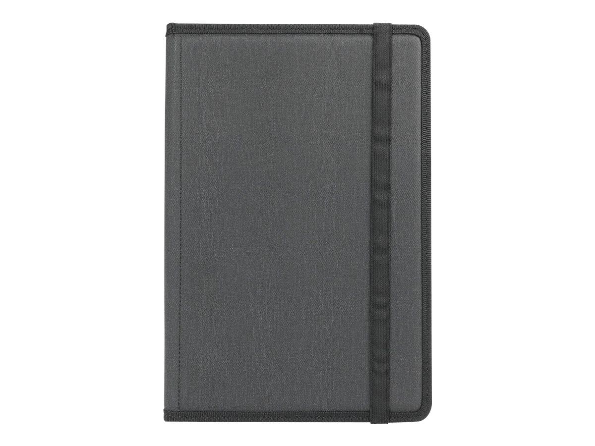 Mobilis ACTIV Pack folio - Flip-Hülle für Tablet - TFP 4.0 - Schwarz - 10.2