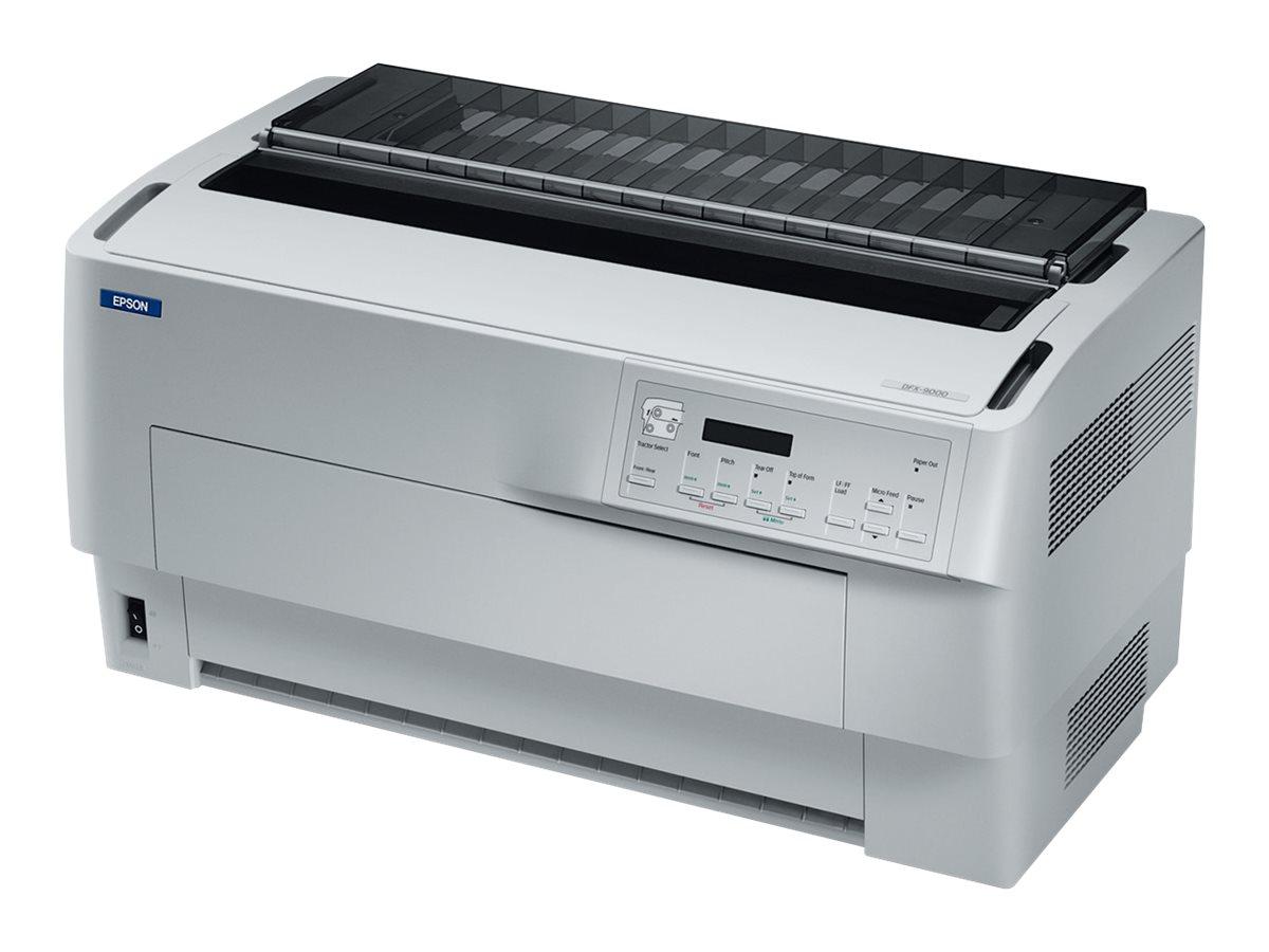Epson DFX 9000 - Drucker - monochrom - Punktmatrix - Rolle (41,9 cm) - 9 Pin