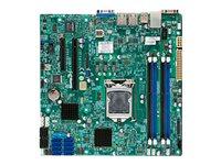 SUPERMICRO X10SL7-F - Motherboard - micro ATX - LGA1150-Sockel - C222 - USB 3.0