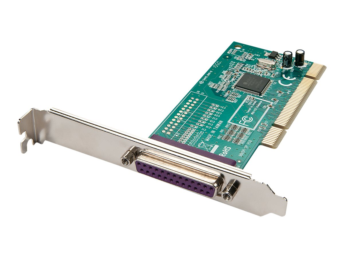 Lindy 1P card 32-bit - Parallel-Adapter - PCI / 66 MHz - IEEE 1284
