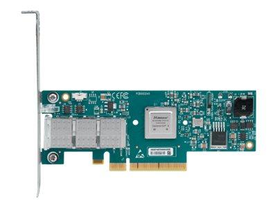 Mellanox ConnectX-3 VPI MCX353A-FCBT - Netzwerkadapter - PCIe 3.0 x8 - 10 GigE, InfiniBand, 40 Gigabit LAN