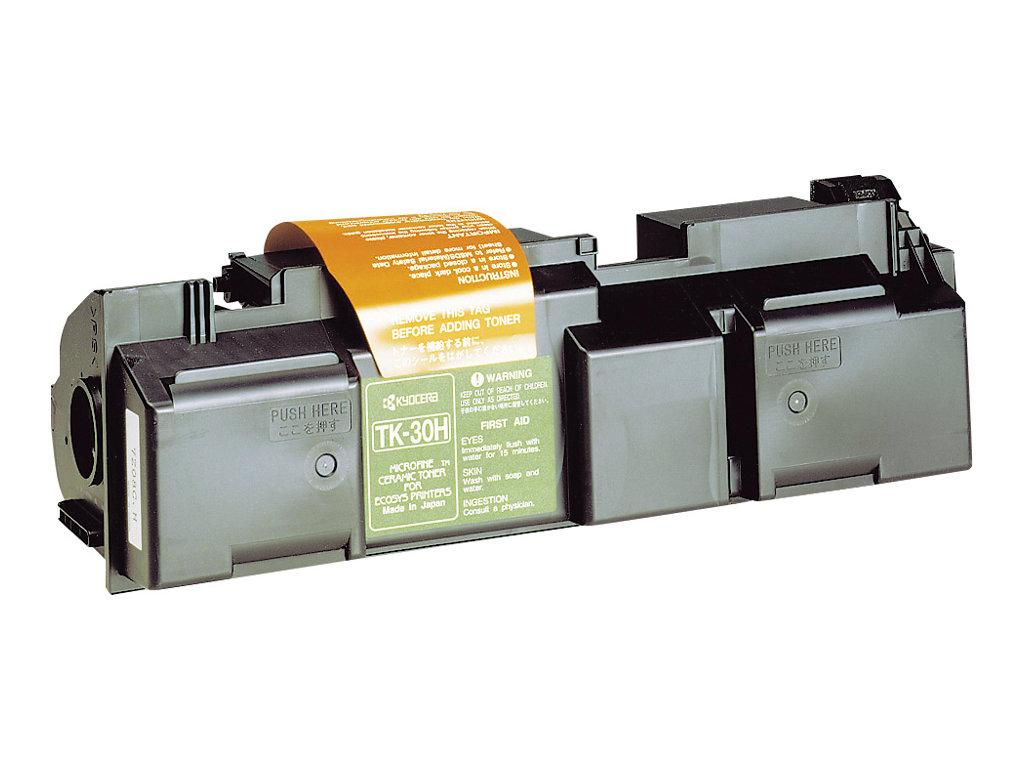 Kyocera TK 30H - Schwarz - Original - Tonerpatrone - für FS-7000, 7000 Plus/E24, 7000 Plus/F24, 7000 Plus/N24, 9000, 9000/E32, 9