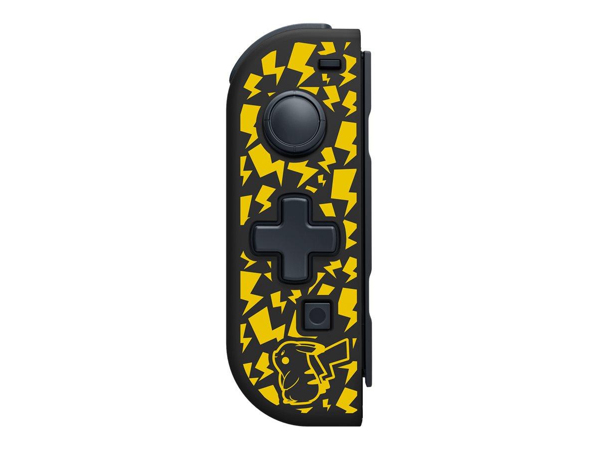 HORI D-Pad Controller (L) - Pikachu Edition - Game Pad - kabelgebunden - für Nintendo Switch