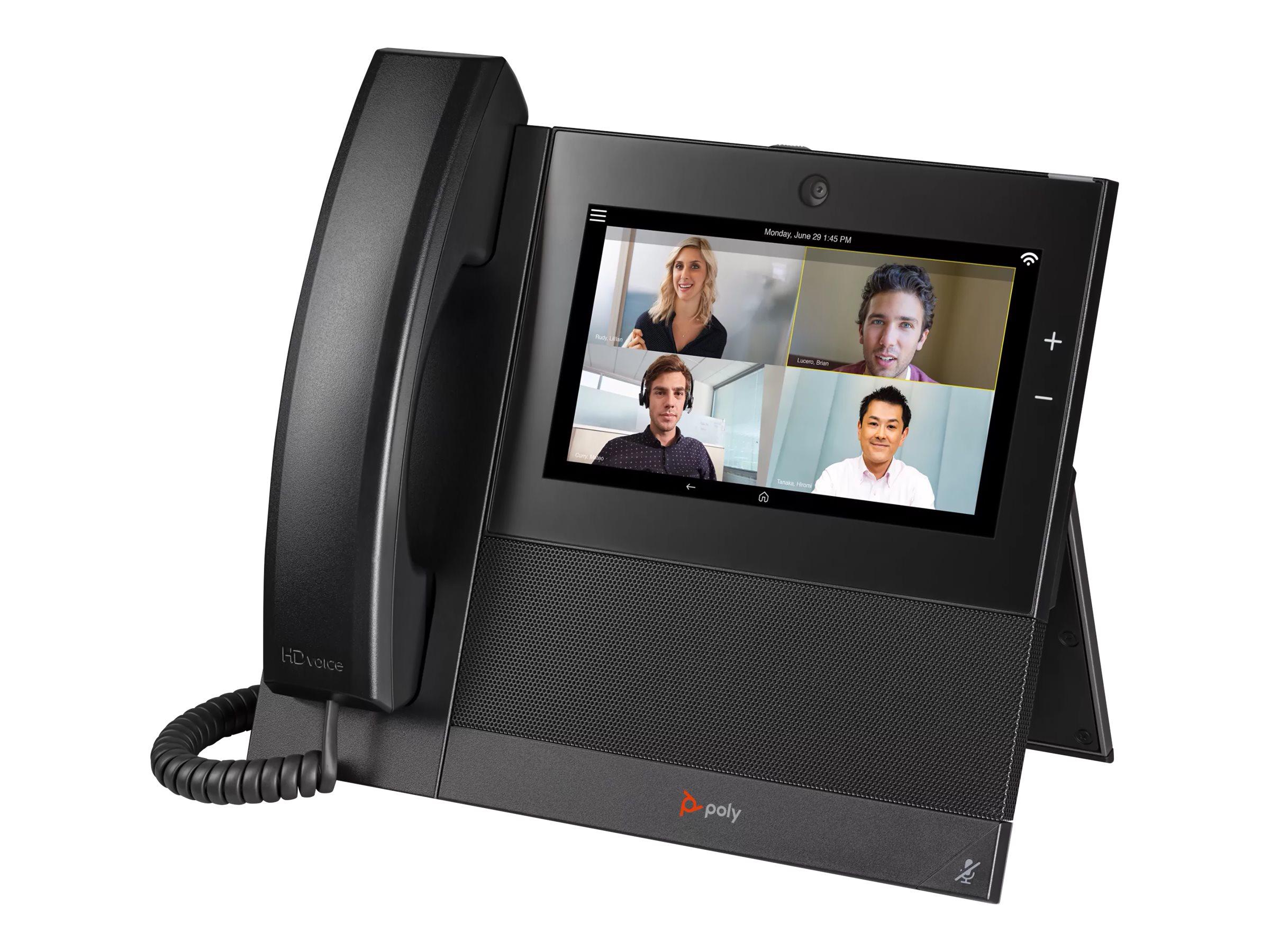 Poly CCX 700 OpenSIP - VoIP-Telefon - SIP, RTCP, RTP, SDP