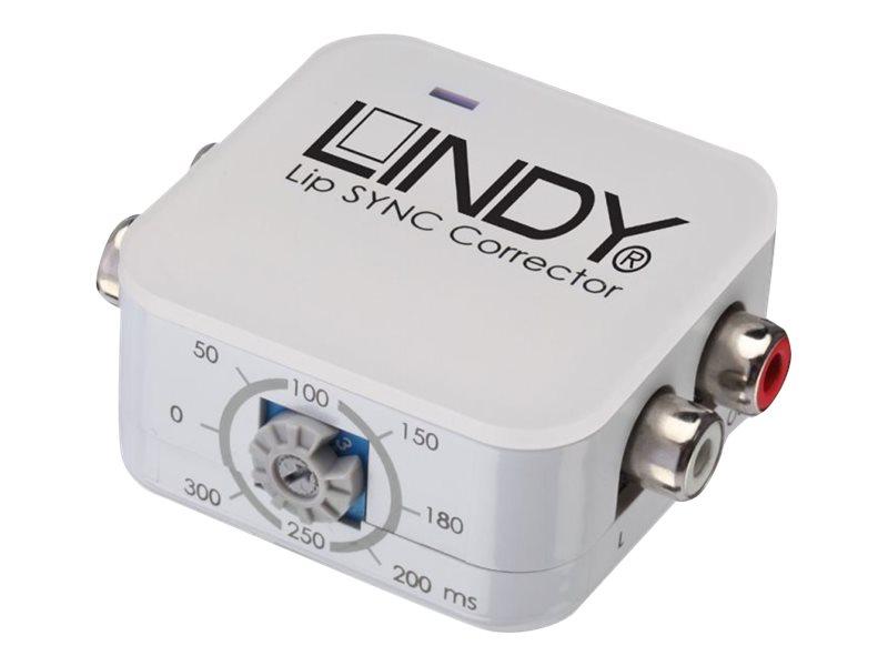 Lindy Lip Sync-Corrector - Audio-Verzögerungsbox
