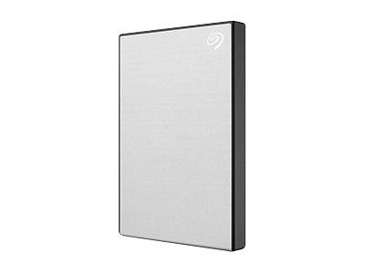 Seagate Backup Plus STHP4000401 - Festplatte - 4 TB - extern (tragbar) - USB 3.0 - Silber