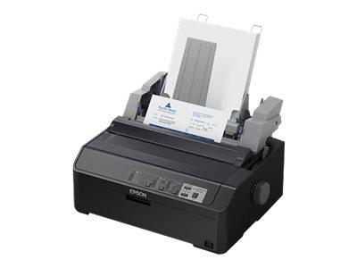 Epson FX 890II - Drucker - monochrom - Punktmatrix - Rolle (21,6 cm), JIS B4, 254 mm (Breite) - 240 x 144 dpi