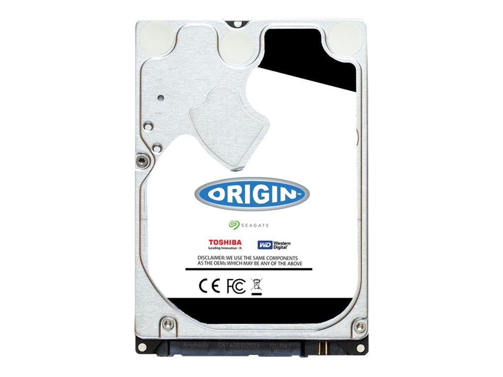 Origin Storage - Hybrid-Festplatte - 1 TB (8 GB Flash) - intern - 2.5