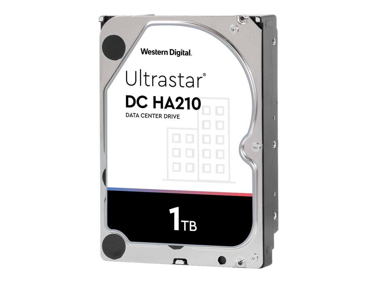 WD Ultrastar DC HA210 HUS722T1TALA604 - Festplatte - 1 TB - intern - 3.5