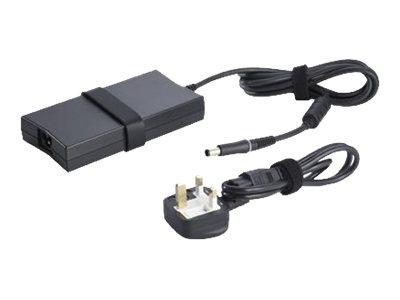 Dell AC Adapter - Netzteil - 130 Watt - Grossbritannien und Nordirland, Irland - für Alienware 13 R2; Inspiron 15, 7559; Latitud