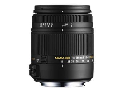 Sigma - Zoomobjektiv - 18 mm - 250 mm - f/3.5-6.3 DC Macro HSM - Sony A-type