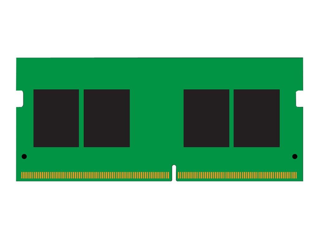 Kingston ValueRAM - DDR4 - 4 GB - SO DIMM 260-PIN - 2666 MHz / PC4-21300 - CL19