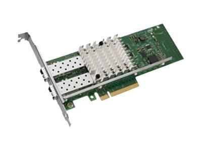 Intel X540 DP - Netzwerkadapter Low-Profile - 10Gb Ethernet x 2 - mit Intel i350 DP Network Daughter Card - für PowerEdge R620,