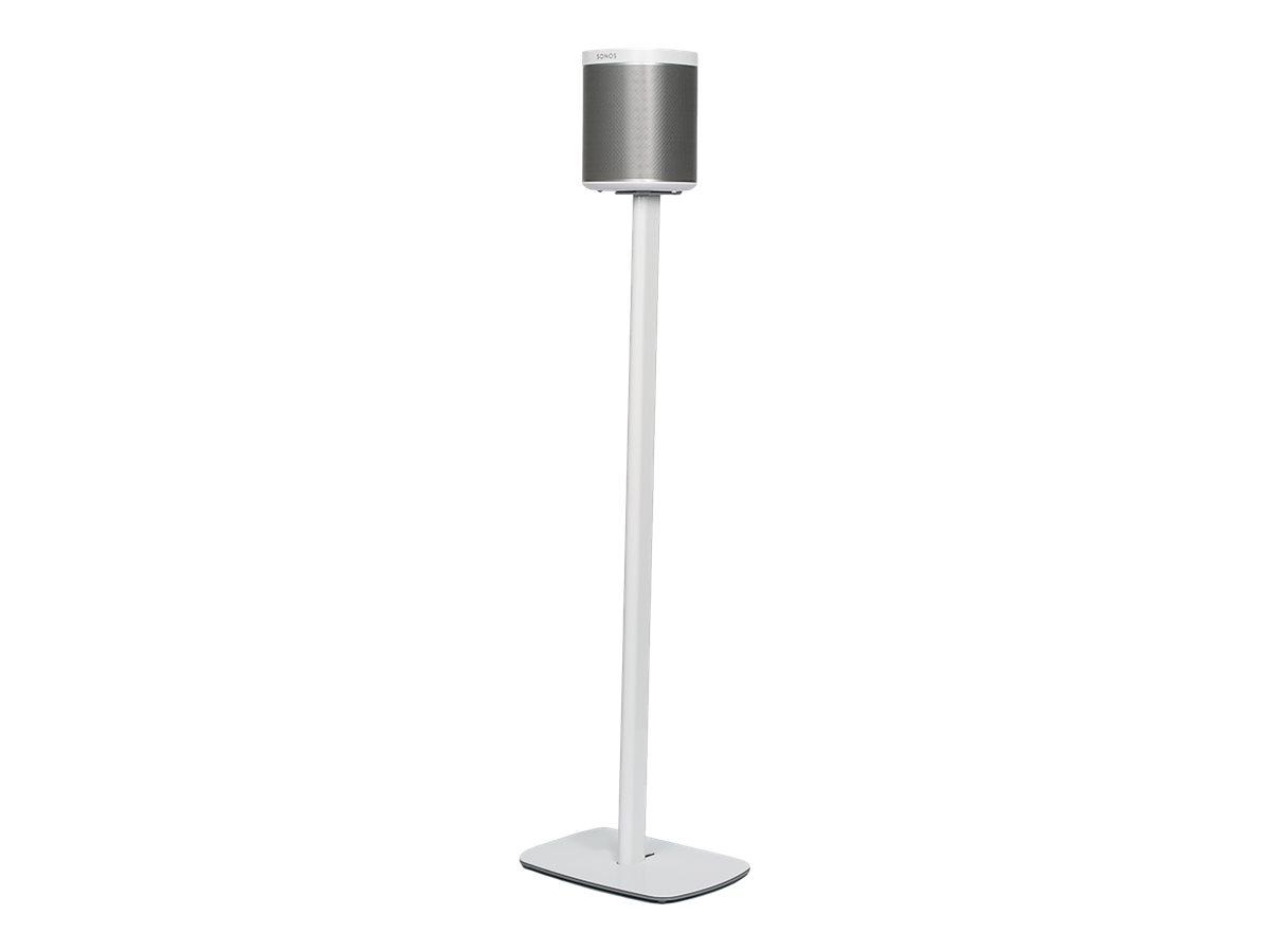 Flexson FLXP1FS1011 - Aufstellung für Lautsprecher - Metall - weiss - Bodenaufstellung - für Sonos PLAY:1